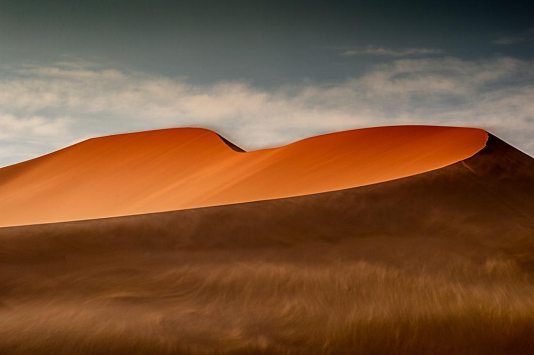Marco Bertazzoni: Dunes of Namibia &emdash; Namibia's Dunes